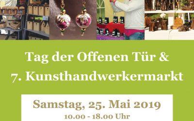 7. Kunsthandwerkermarkt